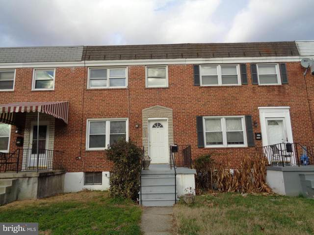 4604 Parkside Drive, BALTIMORE, MD 21206 (#MDBA549904) :: ROSS | RESIDENTIAL