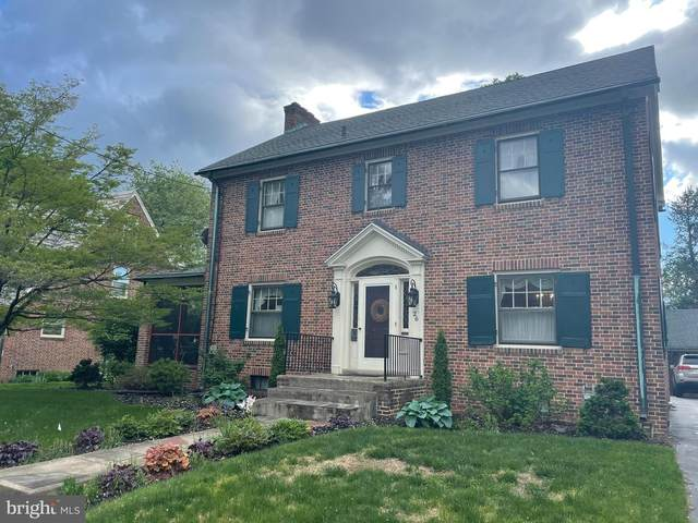 26 S Harlan Street, YORK, PA 17402 (#PAYK157860) :: Liz Hamberger Real Estate Team of KW Keystone Realty