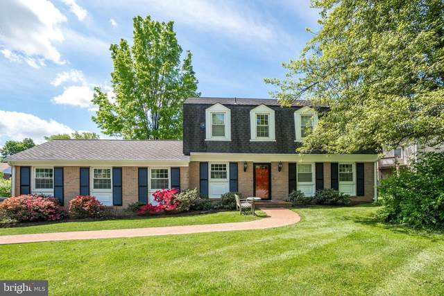 7105 Old Dominion Drive, MCLEAN, VA 22101 (#VAFX1199106) :: The Riffle Group of Keller Williams Select Realtors