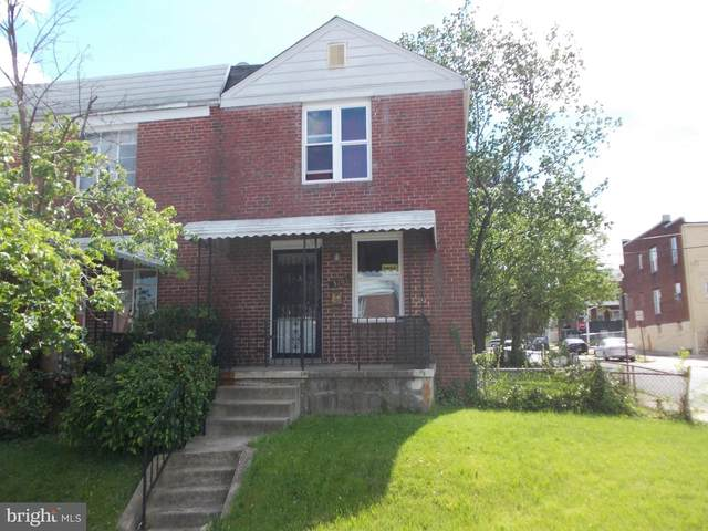3201 Pelham Avenue, BALTIMORE, MD 21213 (#MDBA549926) :: ExecuHome Realty