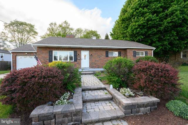 280 Sunset Avenue, HANOVER, PA 17331 (#PAYK157866) :: The Dailey Group