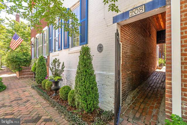208 Wolfe Street, ALEXANDRIA, VA 22314 (#VAAX259406) :: Nesbitt Realty