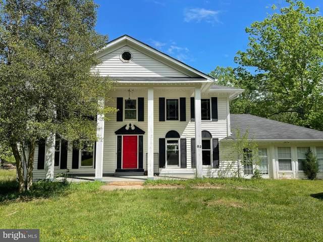 83 Whispering Oaks Lane, FREDERICKSBURG, VA 22406 (#VAST232108) :: Pearson Smith Realty
