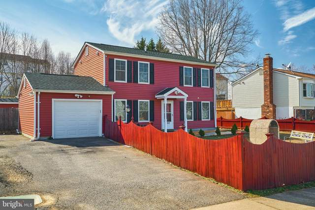 13512 Princedale Drive, WOODBRIDGE, VA 22193 (#VAPW521894) :: Dart Homes