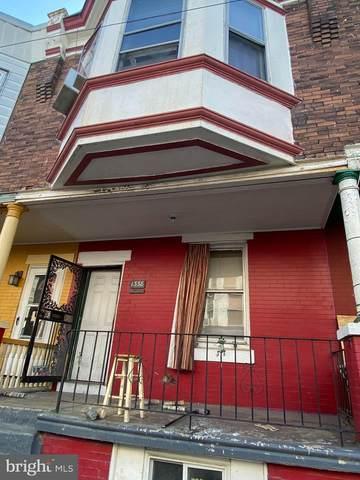 1338 N Wanamaker Street, PHILADELPHIA, PA 19131 (#PAPH1014670) :: Nexthome Force Realty Partners