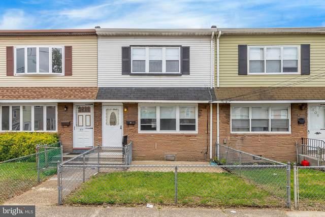 408 Hudson Street, GLOUCESTER CITY, NJ 08030 (#NJCD419286) :: The Lutkins Group