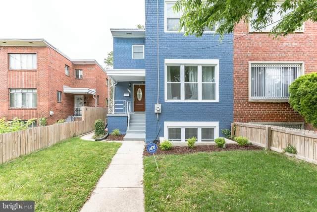 737 Nicholson Street NE, WASHINGTON, DC 20011 (#DCDC520482) :: Corner House Realty