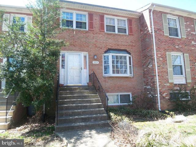 3324 Spring Lane, FALLS CHURCH, VA 22041 (#VAFX1199196) :: Arlington Realty, Inc.