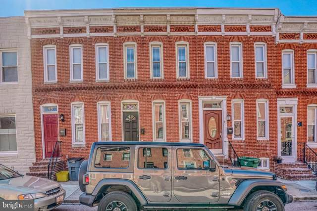 13 E Heath Street, BALTIMORE, MD 21230 (#MDBA549950) :: Corner House Realty