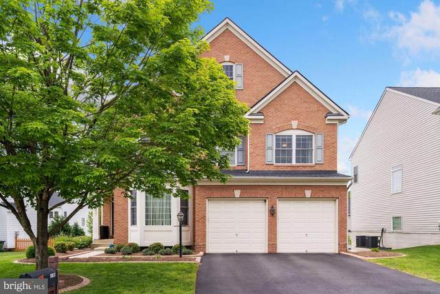 10617 Moselle Court, MANASSAS, VA 20112 (#VAPW521896) :: The Gold Standard Group