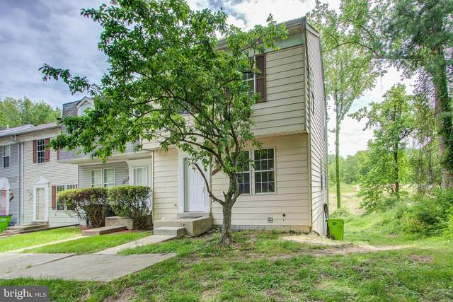 1015 Huntsworth Court, CAPITOL HEIGHTS, MD 20743 (#MDPG605648) :: The Vashist Group