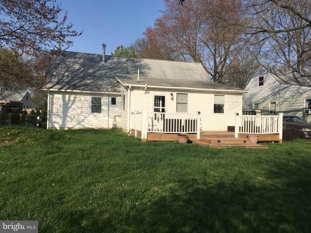 113 Forrest Street, MANASSAS PARK, VA 20111 (#VAMP114780) :: The Putnam Group