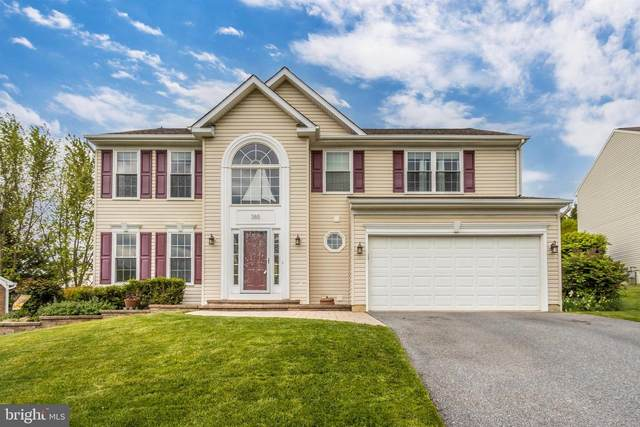 385 Choice Court, WESTMINSTER, MD 21157 (#MDCR204344) :: Teal Clise Group