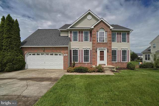 908 Summer Sweet Lane, MOUNT AIRY, MD 21771 (#MDCR204346) :: Dart Homes