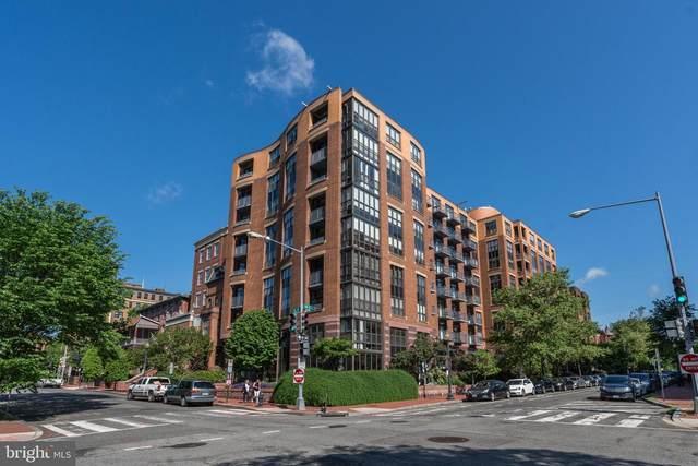 1001 L Street NW #503, WASHINGTON, DC 20001 (#DCDC520512) :: Bruce & Tanya and Associates