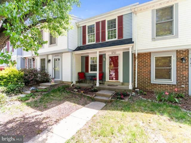 8761 Susquehanna Street, LORTON, VA 22079 (#VAFX1199218) :: Dart Homes