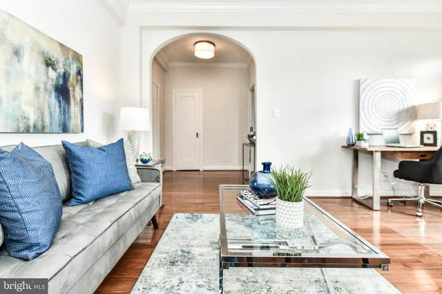 4007 Connecticut Avenue NW #307, WASHINGTON, DC 20008 (#DCDC520514) :: ExecuHome Realty