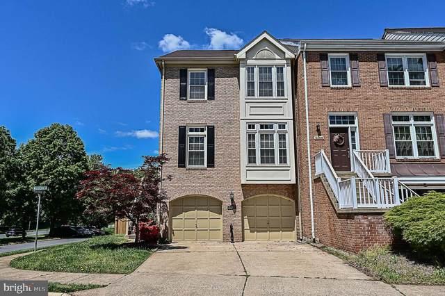 5148 Woodford Drive, CENTREVILLE, VA 20120 (#VAFX1199222) :: Advon Group