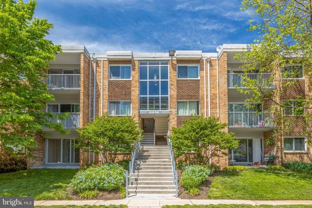 2912 Kings Chapel Road #5, FALLS CHURCH, VA 22042 (#VAFX1199236) :: Arlington Realty, Inc.
