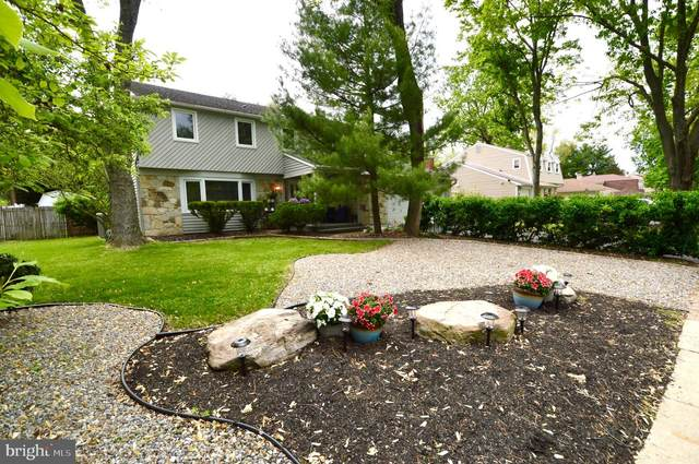 4 Hilltop Drive, CHERRY HILL, NJ 08003 (#NJCD419304) :: Holloway Real Estate Group