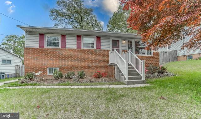 519 Baltimore Road, ROCKVILLE, MD 20850 (#MDMC757098) :: Blackwell Real Estate