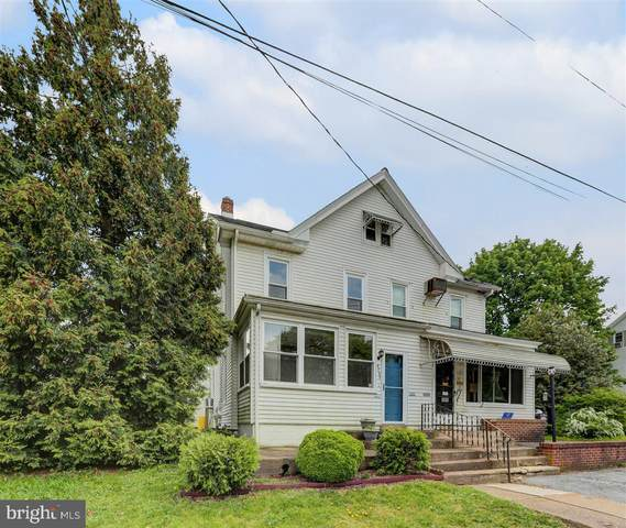6723 Clearfield Street, HARRISBURG, PA 17111 (#PADA133004) :: Potomac Prestige