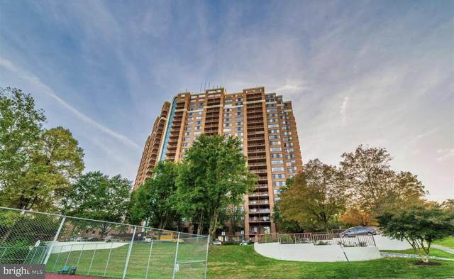 10101 Grosvenor Place #1101, ROCKVILLE, MD 20852 (#MDMC757104) :: Realty Executives Premier