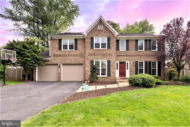 9808 Korman Court, POTOMAC, MD 20854 (#MDMC757108) :: Dart Homes