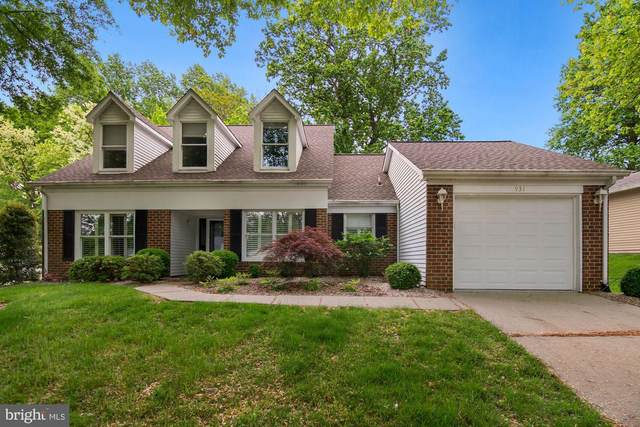 931 Mastline Drive, ANNAPOLIS, MD 21401 (#MDAA467496) :: Dart Homes