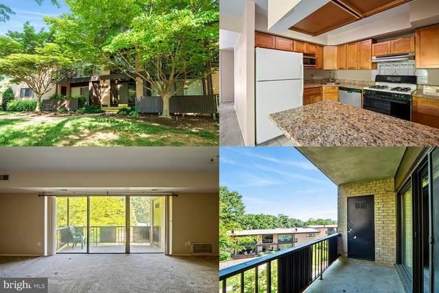 7857 Enola Street #107, MCLEAN, VA 22102 (#VAFX1199260) :: Arlington Realty, Inc.