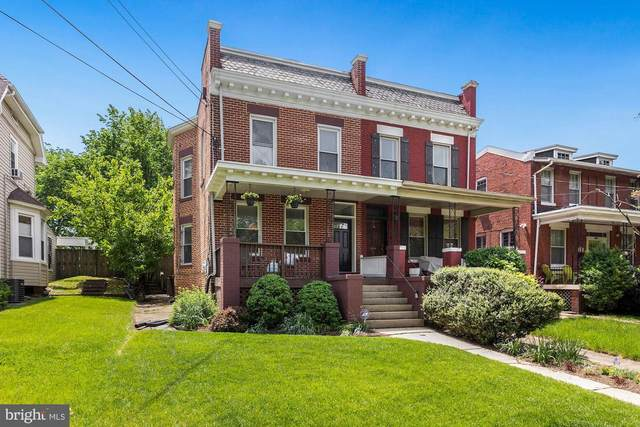 1223 Franklin Street NE, WASHINGTON, DC 20017 (#DCDC520534) :: Corner House Realty