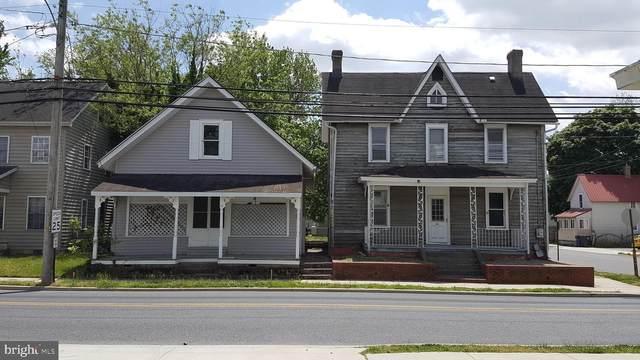 600-602 SE Front Street, MILFORD, DE 19963 (#DESU182524) :: REMAX Horizons