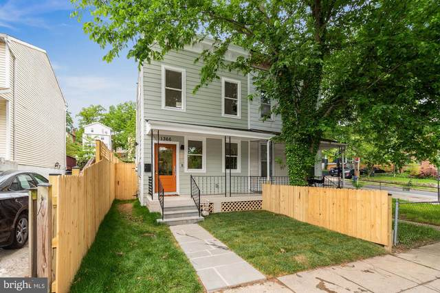 1366 Kearny Street NE, WASHINGTON, DC 20017 (#DCDC520548) :: Corner House Realty