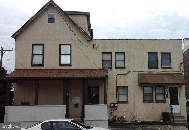343-345 Seneca Street, ESSINGTON, PA 19029 (#PADE545482) :: The Matt Lenza Real Estate Team