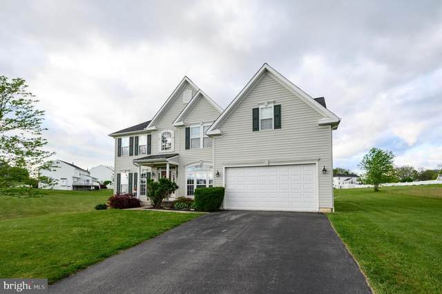 1935 Oak Hills Drive, HANOVER, PA 17331 (#PAYK157884) :: The Team Sordelet Realty Group