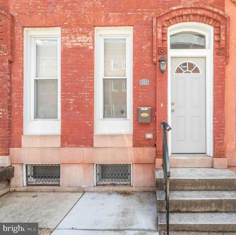 745 Dolphin Street, BALTIMORE, MD 21217 (#MDBA549990) :: SURE Sales Group