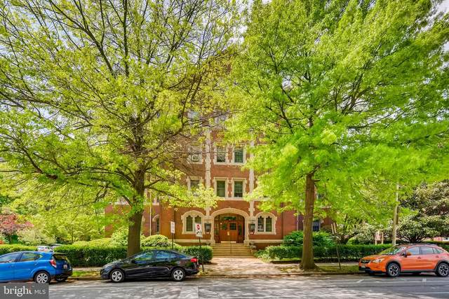 501 W University Parkway Cc4, BALTIMORE, MD 21210 (#MDBA549996) :: ExecuHome Realty