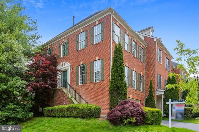 114 Summer Walk Drive, GAITHERSBURG, MD 20878 (#MDMC757120) :: Shamrock Realty Group, Inc