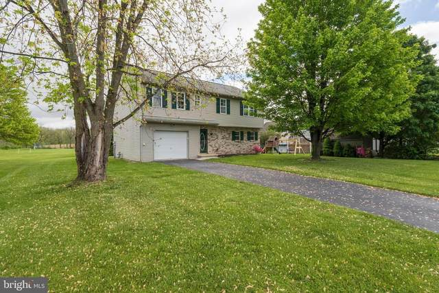 126 Ponderosa Drive, BLANDON, PA 19510 (#PABK377124) :: Iron Valley Real Estate