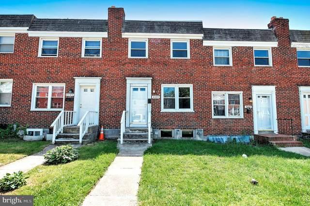 4335 Roberton Avenue, BALTIMORE, MD 21206 (#MDBA550000) :: Corner House Realty