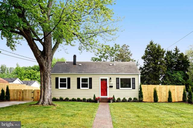3402 Dona Avenue, ALEXANDRIA, VA 22303 (#VAFX1199294) :: Dart Homes