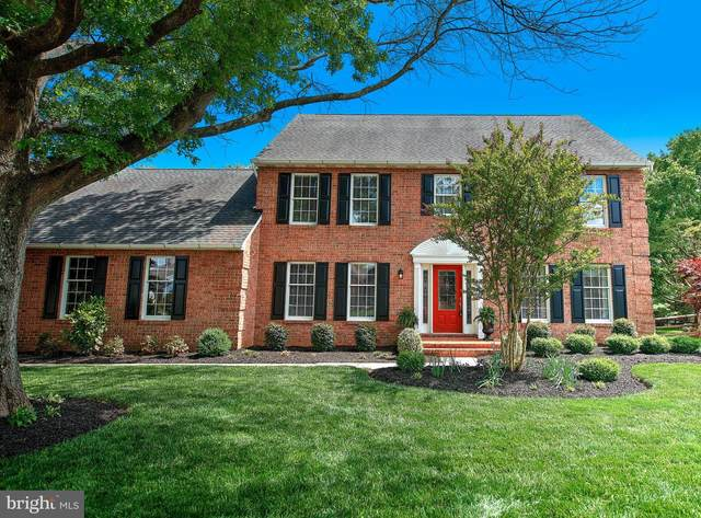 223 Rolling Knoll Drive, BEL AIR, MD 21014 (#MDHR259696) :: Teal Clise Group