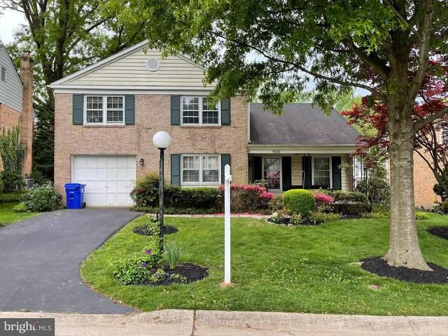 9420 Whetstone Drive, MONTGOMERY VILLAGE, MD 20886 (#MDMC757128) :: Bruce & Tanya and Associates