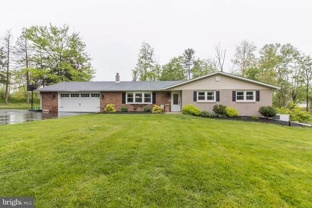 3663 Meadow Lane, CHALFONT, PA 18914 (#PABU526794) :: RE/MAX Main Line