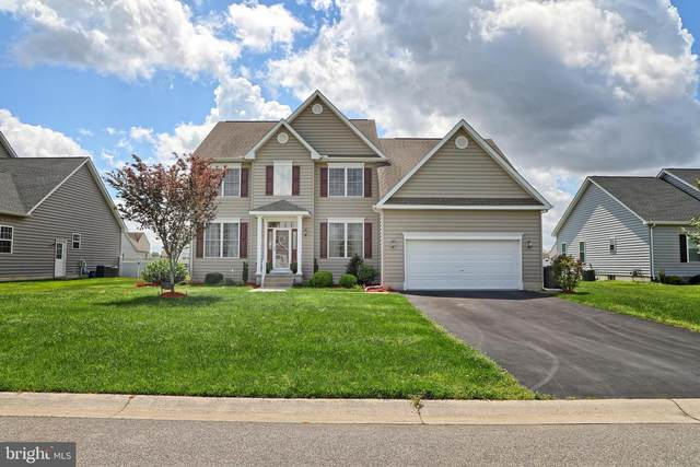 116 W Green Lane, MILFORD, DE 19963 (#DESU182538) :: Brandon Brittingham's Team