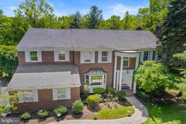 304 Princeton Court, BRYN MAWR, PA 19010 (#PADE545490) :: The Mike Coleman Team