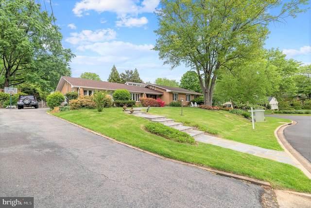 1200 Gatewood Drive, ALEXANDRIA, VA 22307 (#VAFX1199310) :: Major Key Realty LLC