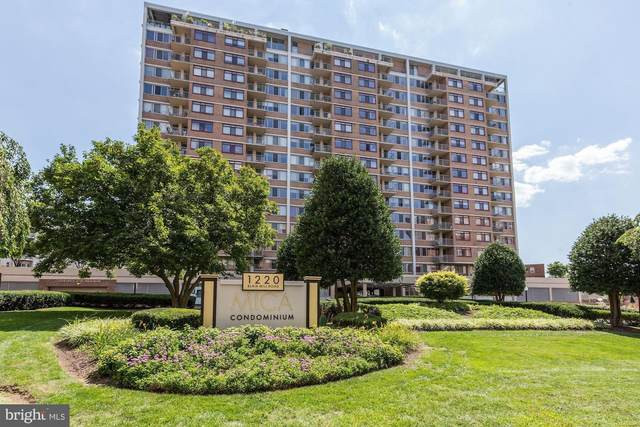1220 Blair Mill Road #204, SILVER SPRING, MD 20910 (#MDMC757150) :: Colgan Real Estate