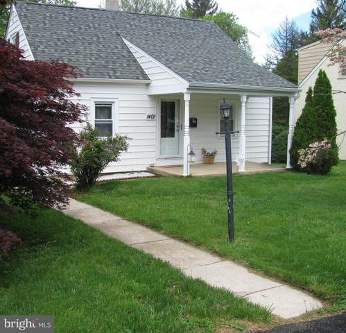 1401 Stirling Street, COATESVILLE, PA 19320 (#PACT535754) :: ExecuHome Realty