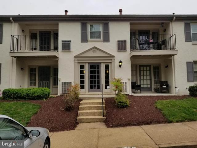 5817-C Rexford Drive #791, SPRINGFIELD, VA 22152 (#VAFX1199358) :: Crews Real Estate